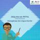 DiQuinta do PETHL: psicogênese da língua escrita
